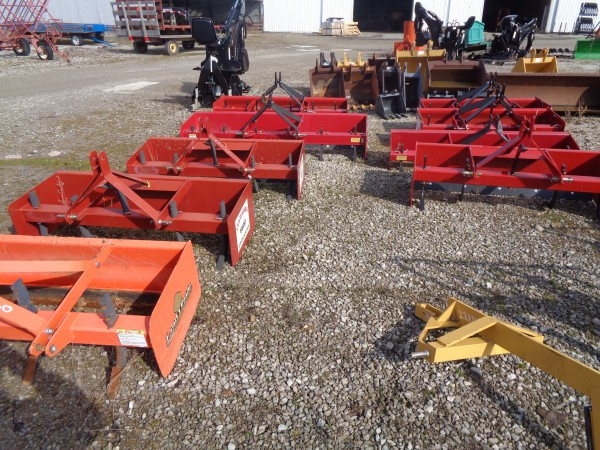 NEW & USED Box Scrappers