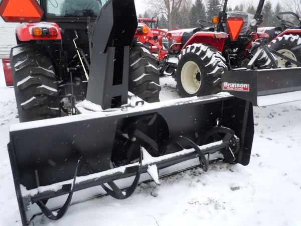 NEW 3 Point Snow Blower!