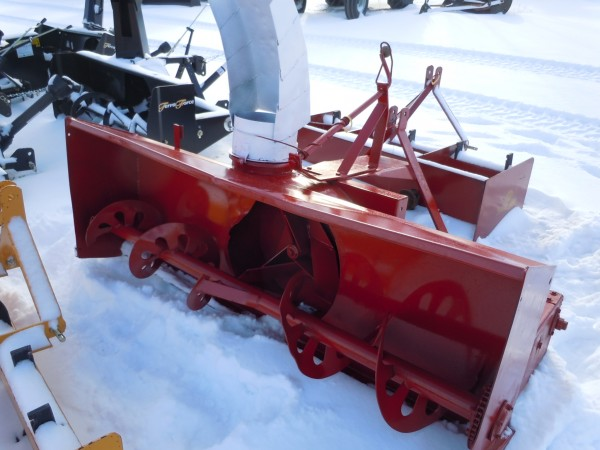 Used 6 1/2 ft Snow Blower