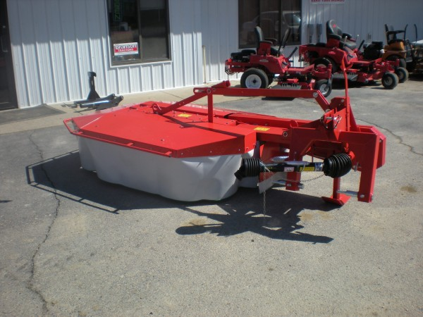 Arriving Soon! Samasz Z010 1.65 Drum Mower