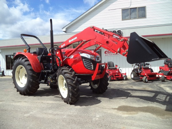 Branson 7845 Tractor w/Loader- 4wd