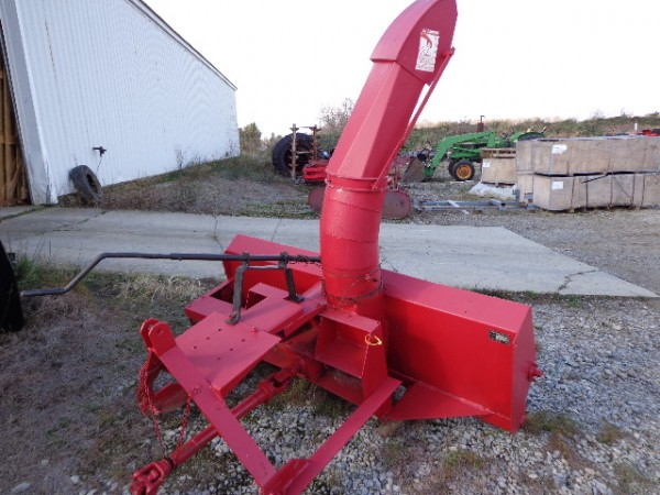 Used 6ft Snowblower