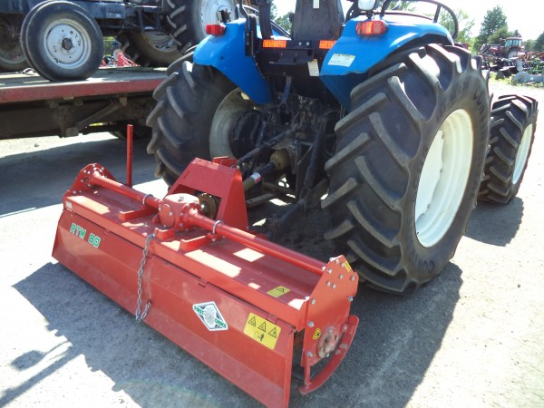 Used Rototiller