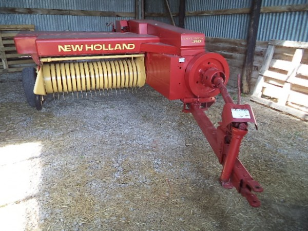 Used NH 310 Square Baler