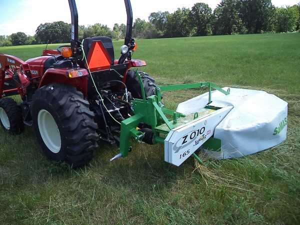 Samasz Z010 Drum Mower