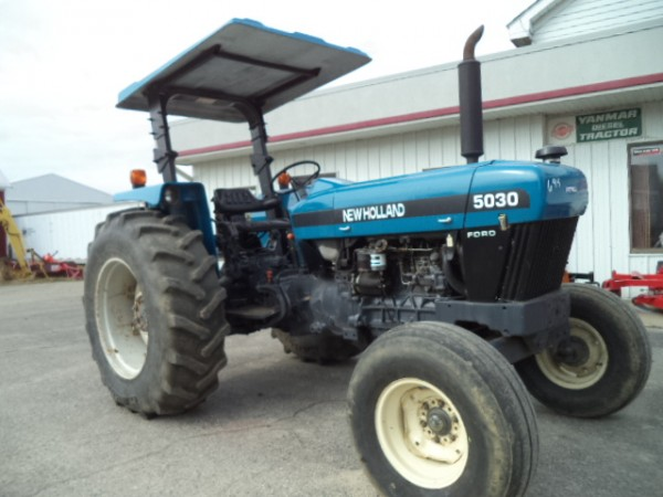 Used New Holland 5030 Tractor- 2WD