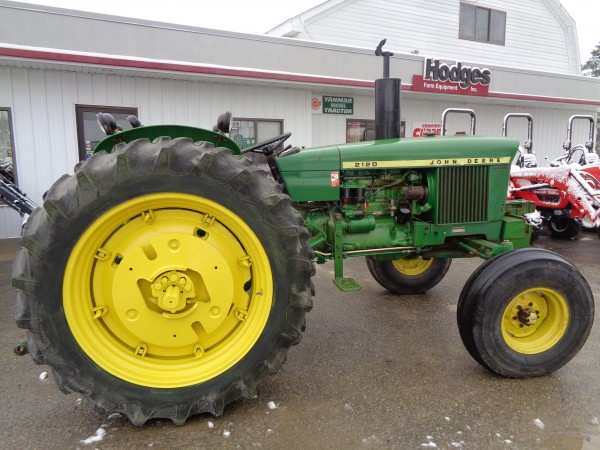 Used JD 2120 Tractor- 2wd