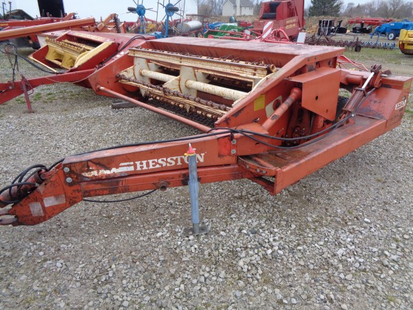 Used Heston Haybine