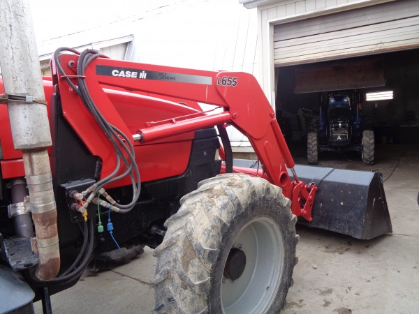 Used Case IH Loader