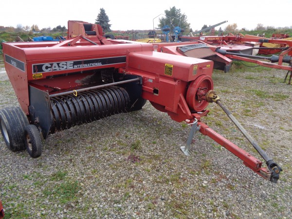 Used Case IH 5420 Square Baler