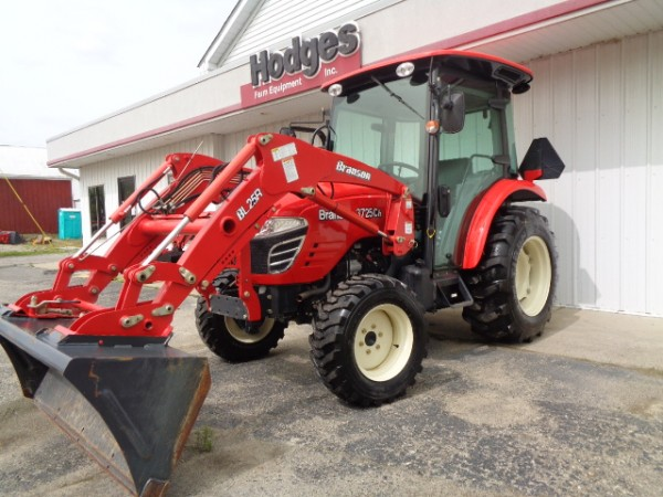 Used Branson 3725ch Tractor w/Loader- 4WD