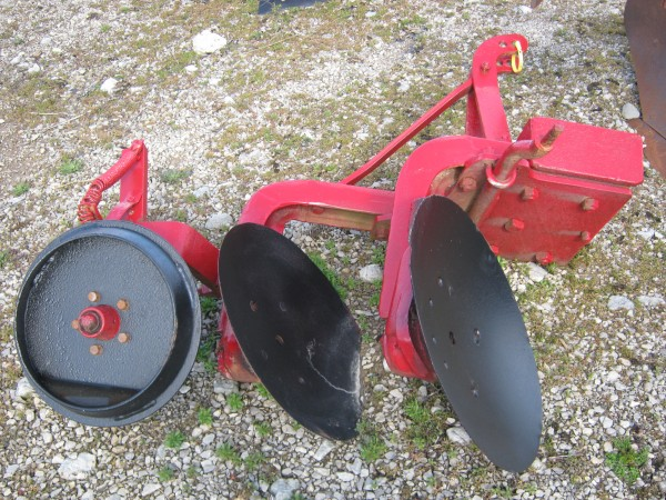 Used 2x DISC Plow